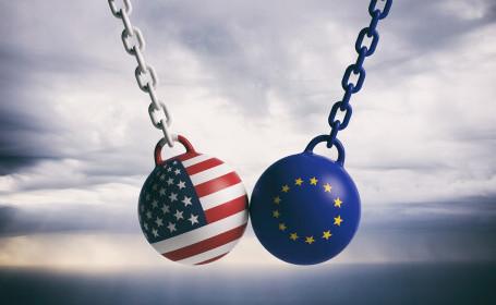 UE vrea un acord cu SUA privind suspendarea taxelor vamale timp de şase luni