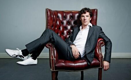 Actorul britanic Benedict Cumberbatch crede că a fost \