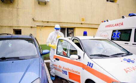Coronavirus România, bilanț 7 aprilie. O nouă zi cu peste 5.000 de infectări. Alți 175 de pacienți au decedat