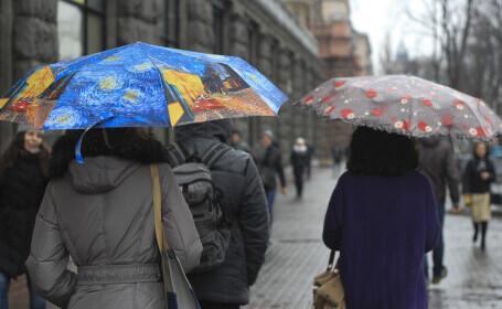 frig, ploaie, vremea