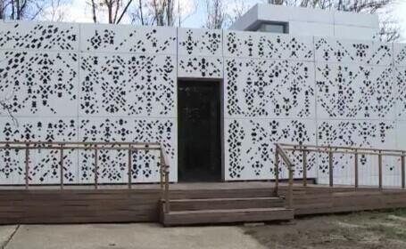 Casa viitorului construită de studenții români a ieșit pe locul patru în lume. Ce presupune o locuință sustenabilă