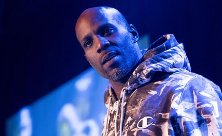 Rapperul DMX a murit la vârsta de 50 de ani, după un infarct cauzat de o supradoză
