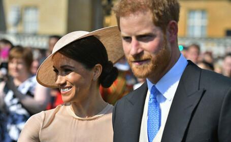 Membri ai Curţii regale britanice doresc ca Harry și Meghan să renunţe la titlul lor nobiliar