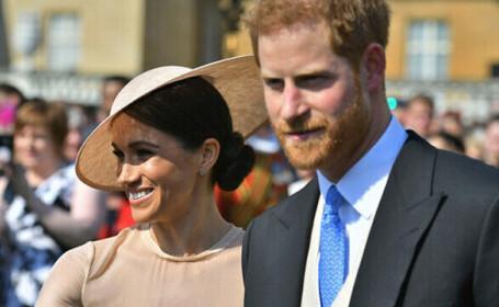 Meghan Markle nu va merge cu prinţul Harry în Anglia pentru ceremonia în memoria prinţesei Diana