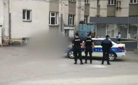 Infectat cu Covid-19, un bărbat s-a sinucis la Spitalul Judenețan din Piatra Neamț