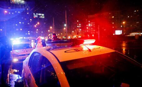 Și-a răpit soția de pe stradă, în Dâmbovița, iar fratele femeii a chemat poliția. Cum s-a terminat totul