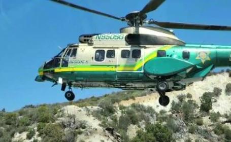 Un bărbat rătăcit în munți a fost salvat cu ajutorul a două fotografii. Ce era în ele
