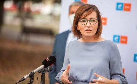 Cine este Ioana Mihăilă, propunerea USR-PLUS pentru Ministerul Sănătății
