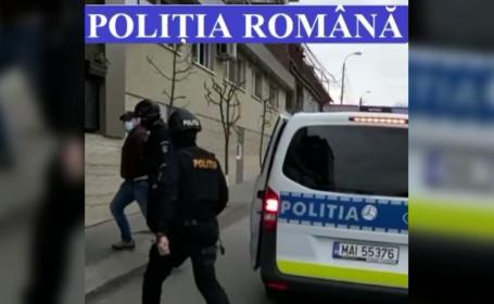 Urmărit internațional pentru omor și șantaj, depistat la Cluj