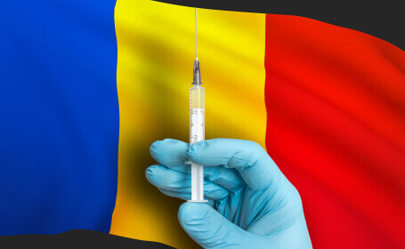 România ocupă locul 4 la nivelul UE la vacinarea anti-Covid cu două doze