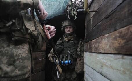 Pentagon: Mobilizarea de trupe rusești la granița cu Ucraina, mai mare decât la anexarea Crimeei