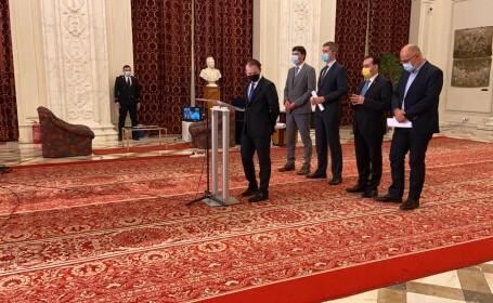 Noul acord al Coaliției. În ce condiții poate premierul PNL să mai demită un ministru