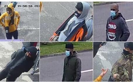 Poliţiştii din Timișoara cer ajutor pentru a-i găsi pe cei şase suspecţi implicaţi în crima dintre migranţi