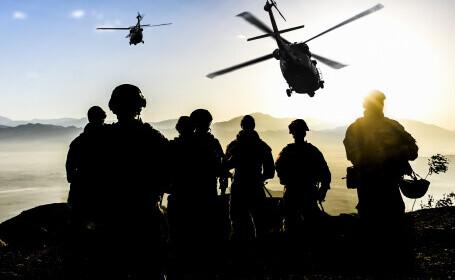 Armata SUA vrea să repoziţioneze trupe în regiune după retragerea din Afganistan