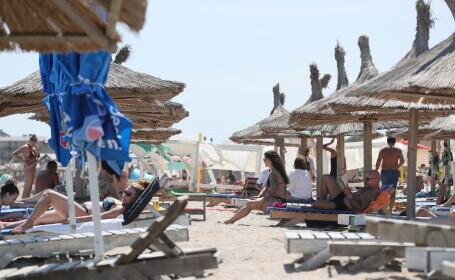Surse: Masca ar putea să nu mai fie obligatorie pe plajă, de la 1 iunie