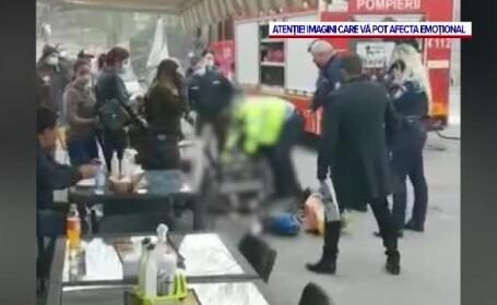 Un jandarm a fost reținut în cazul morții bărbatului din Pitești. Parchetul va cere arestarea preventivă