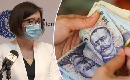 Ce avere are Ioana Mihăilă, noul ministru al Sănătății. Cu ce sumă a împrumutat USR în campania electorală