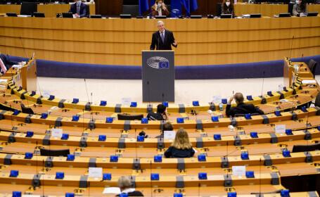 Parlamentul European votează la 27 aprilie asupra acordului comercial UE - Regatul Unit
