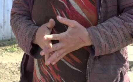Bătrână de 72 de ani din Vaslui, batjocorită de două ori în aceeași zi