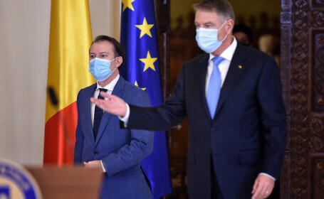 """Klaus Iohannis are la Cotroceni o ședință pe tema Planului Național de Redresare și Reziliență: """"Nu a mai existat așa ceva"""""""