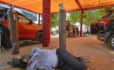 """Mucormicoza: """"ciuperca neagră"""" care mutilează pacienții Covid din India"""