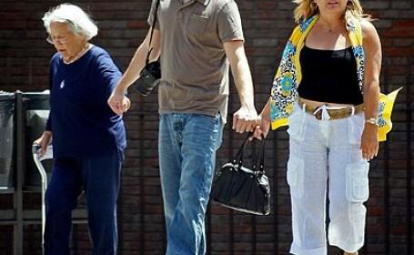 Leonardo DiCaprio, mama şi bunica sa