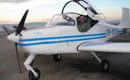 Avion de dimensiuni mici