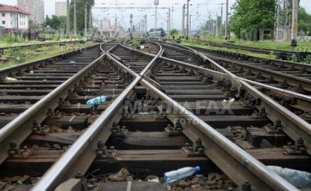 Surdomut omorât de tren