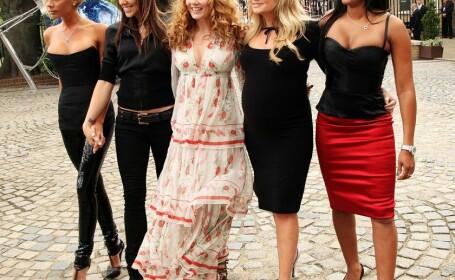 Câştig record pentru trupa Spice Girls în concertul de la Londra