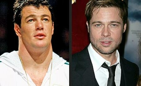 Brad Pitt şi Brad Pitt