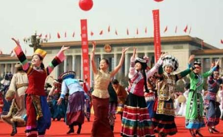 100.000 de copii, într-un spectacol coregrafic inedit la Phenian!