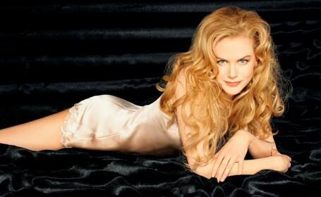 Fetiţa actriţei Nicole Kidman a moştenit părul roşcat al mamei