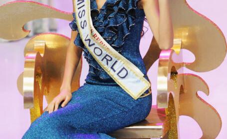 Zi Lin Zhang, Miss World 2007