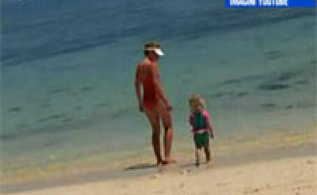 Ofertă turistică pentru părinţi: hoteluri cu locuri de joacă pentru copii!