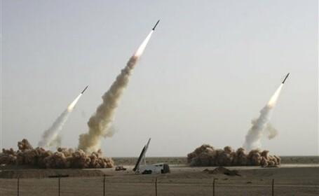 Test rachete