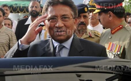 Pervez Musharraf şi-a dat demisia