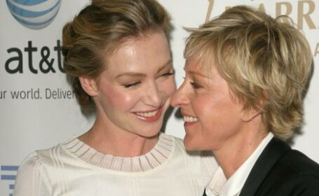Ellen De Generes şi Portia de Rossi s-au căsătorit