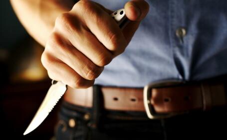 Vanzatoare atacata de hoti in pericol de a-si pierde viata!
