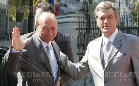 Traian Basescu se implica in criza din Caucaz!
