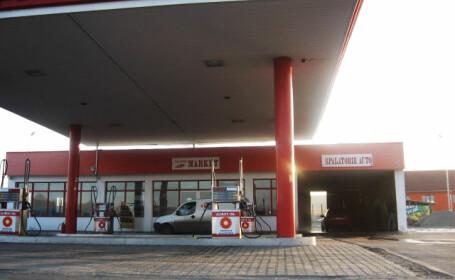 Pericol de explozie la o benzinarie din California!