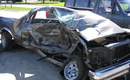 Accident grav langa Brasov! Un mort si sase raniti grav
