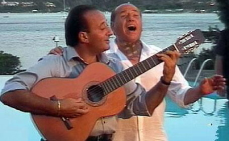 Berlusconi si Apicella