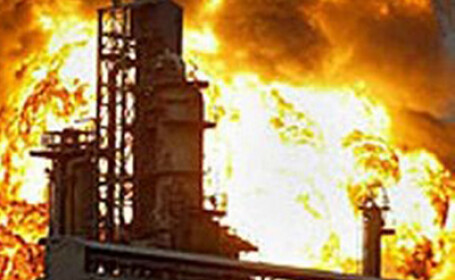 China:16 morti si 60 de raniti dupa exploziile de la o fabrica de chimicale