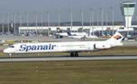Avionul care s-a prabusit in Spania avea probleme tehnice de o luna