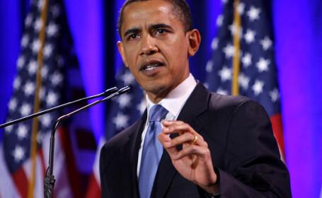 Barack Obama a rostit cel mai impresionant discurs din cariera sa