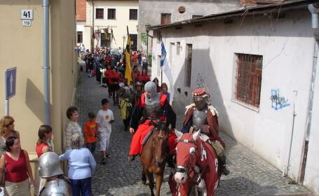 Festival medieval la Sibiu