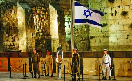 Exercitii militare in Israel
