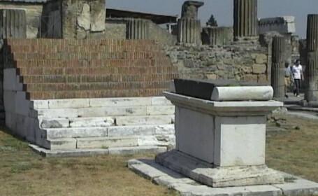 Pompei, locul unde ruinele vorbesc