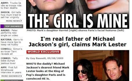 Mark Lester: Eu sunt tatal lui Paris Jackson!