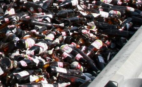 Sticle bere